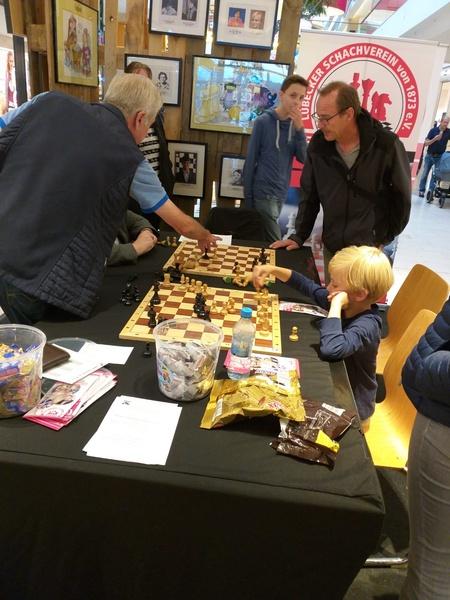 Schach Lübeck